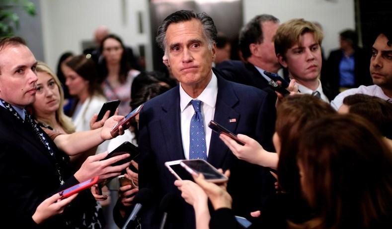 Romney Swears to Unknown God - FlimFlam News
